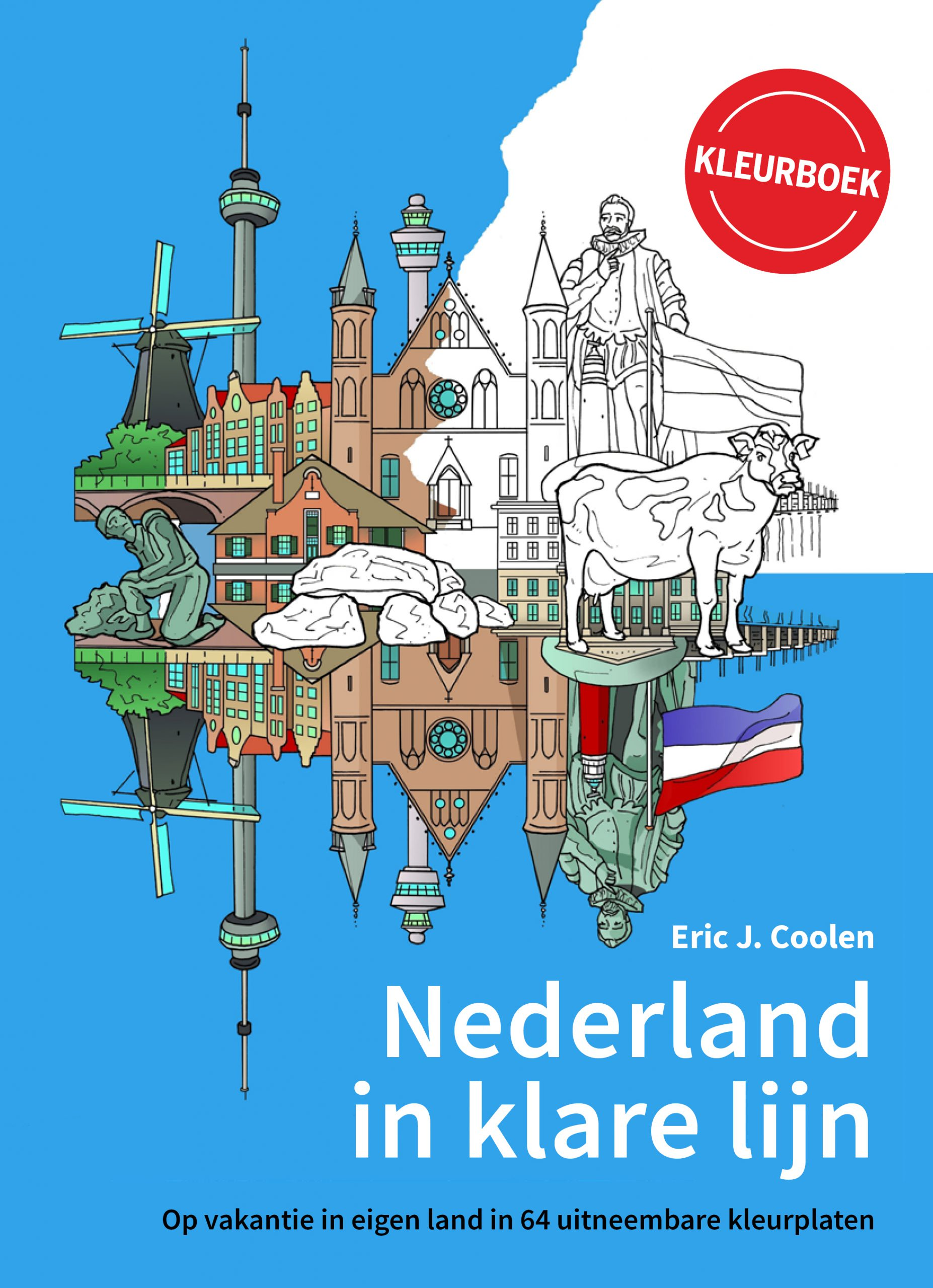 Nederland in klare lijnERIC J. COOLEN