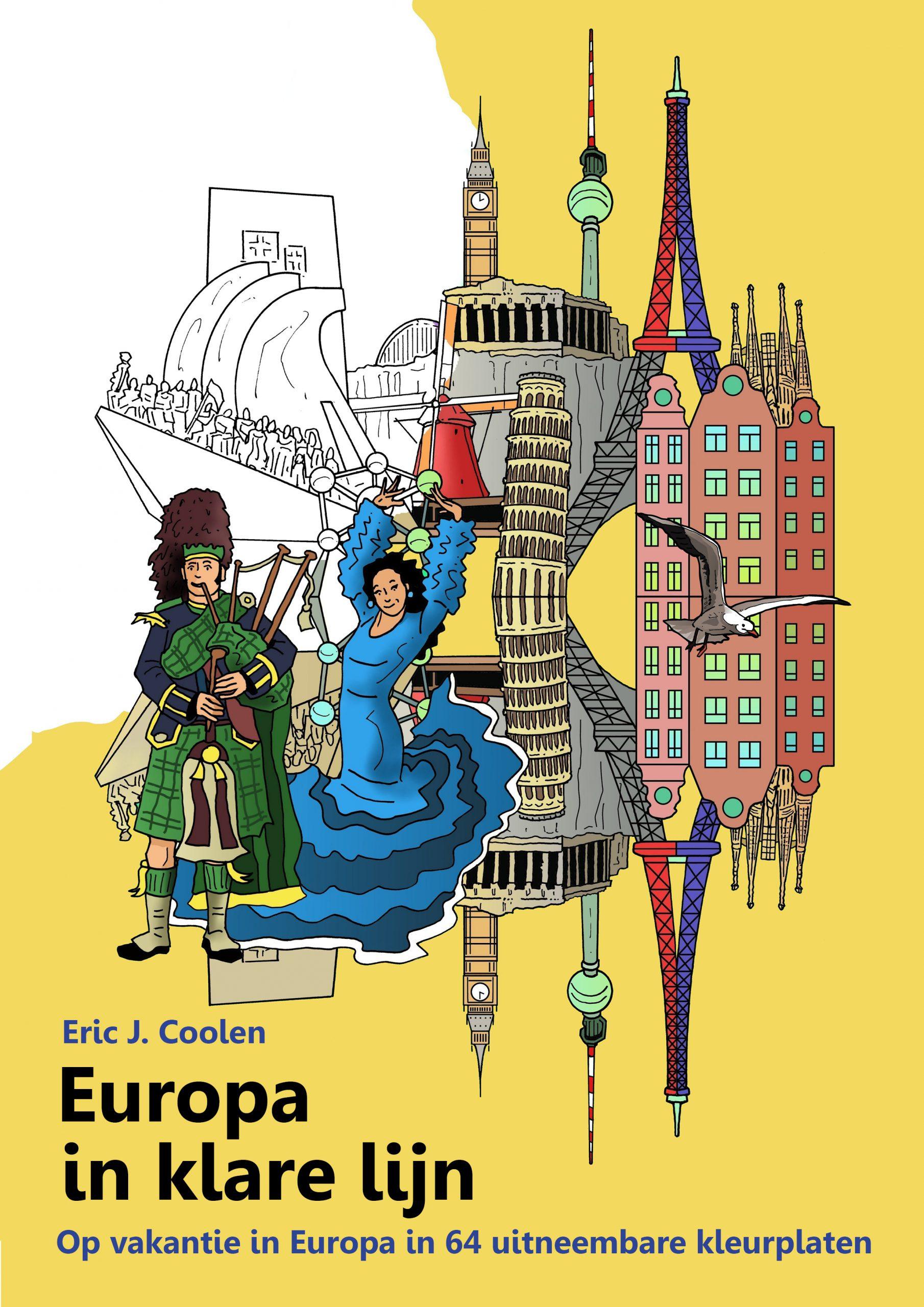 EUROPA IN KLARE LIJNERIC J. COOLEN