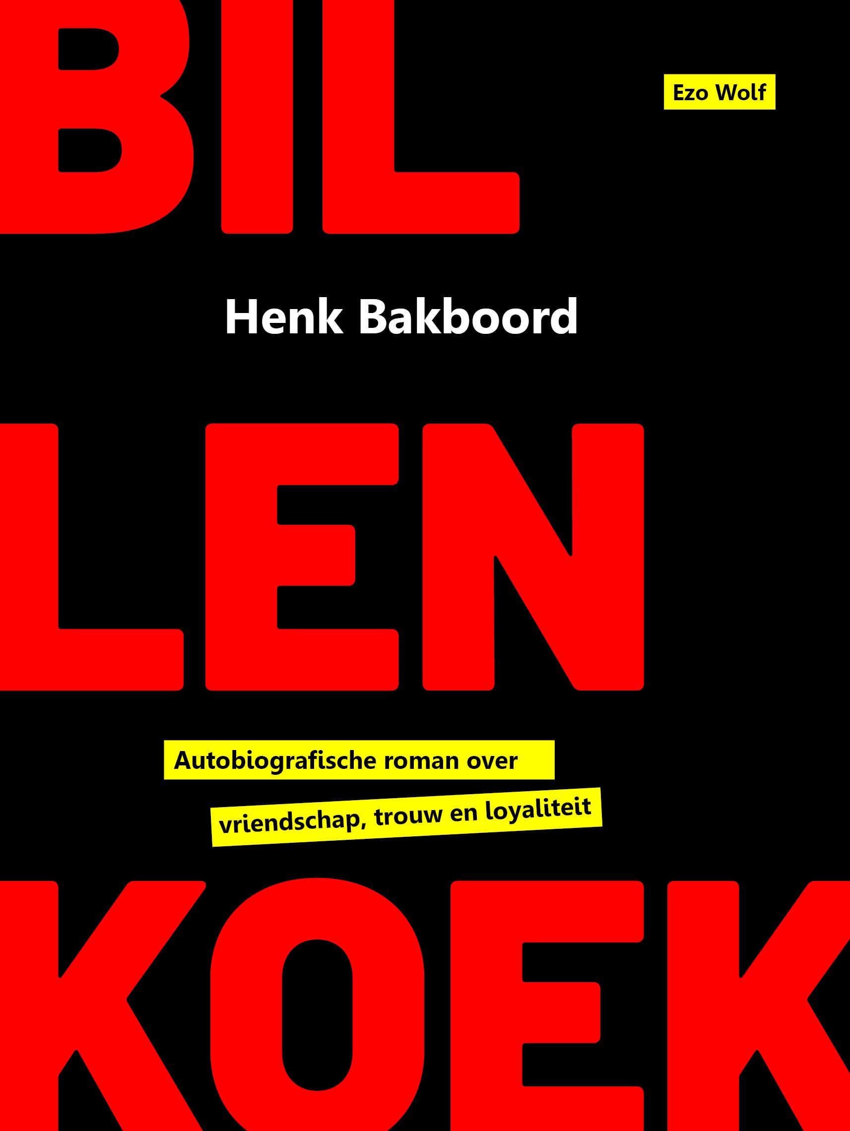 Billenkoek door Henk Bakboord