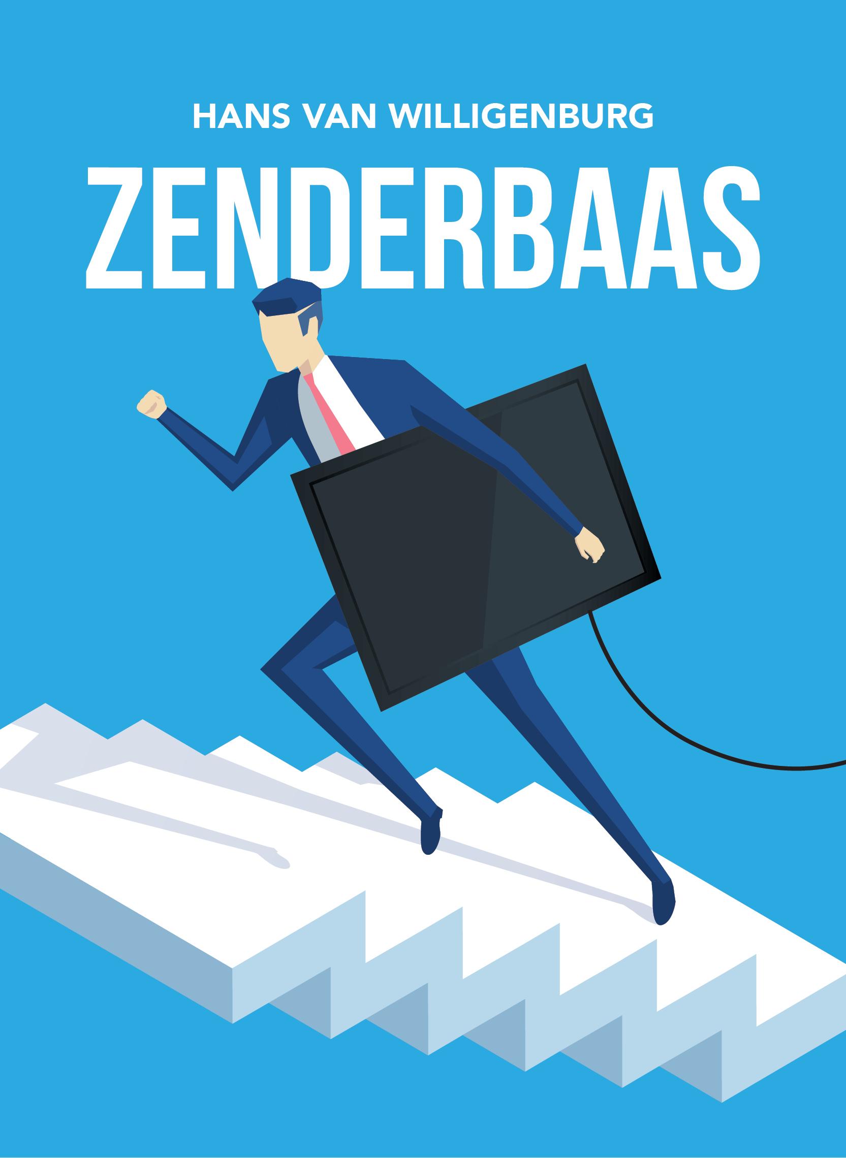 Hans van Willigenburg tekent voor Zenderbaas